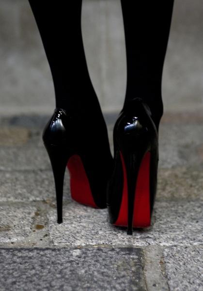 I like shoes, a lot