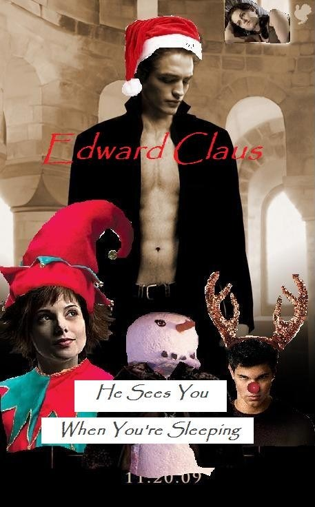 Edward Claus, The Movie