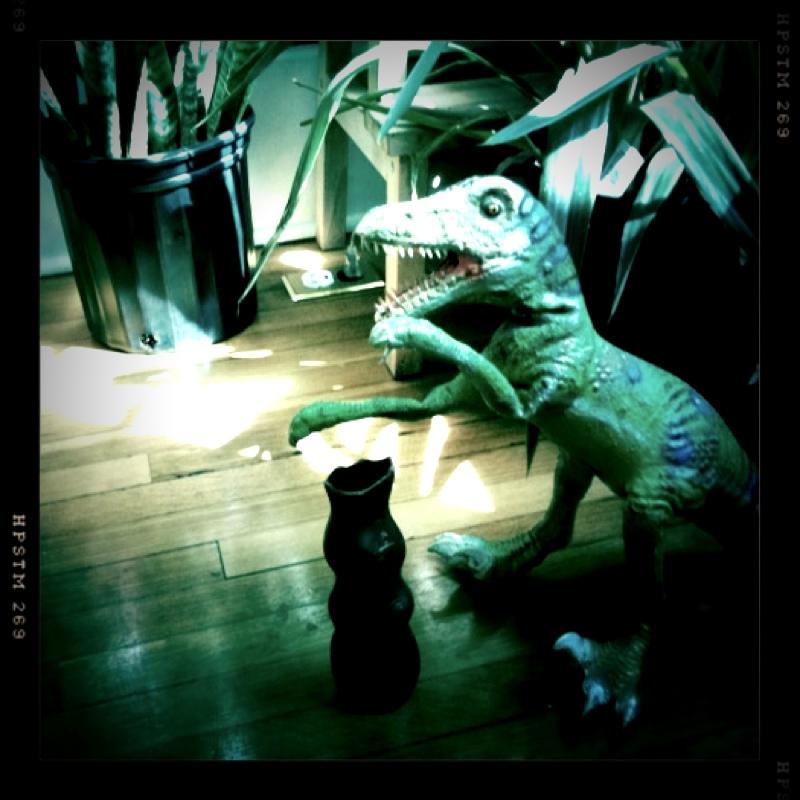 dinosaur massacre