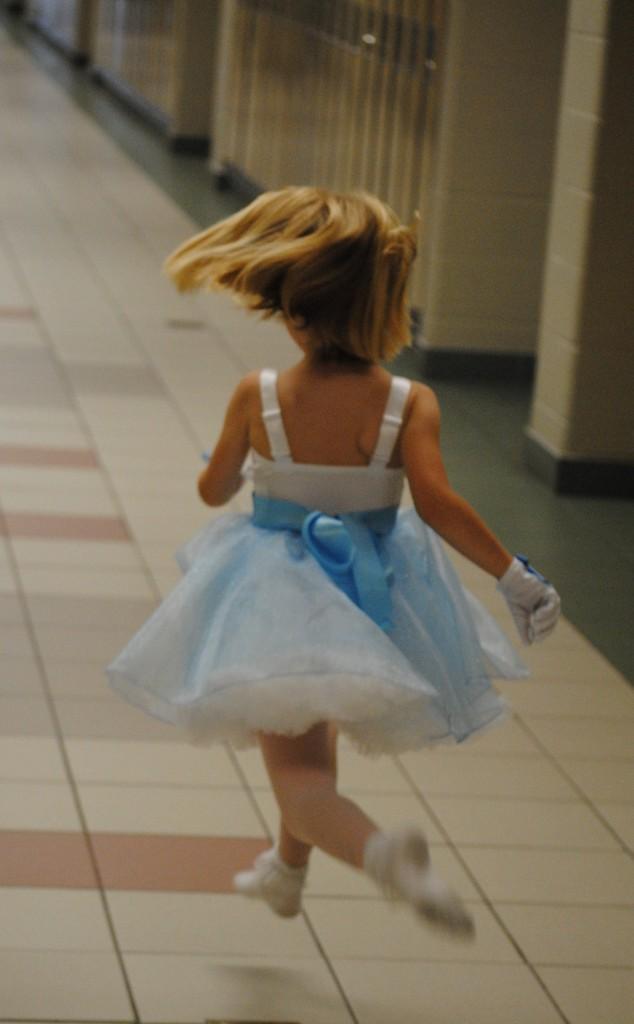 ballerina budge