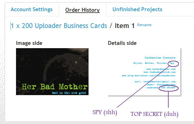 her bad spy cards 2