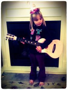 budge guitar