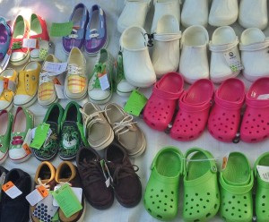 Crocs Haiti