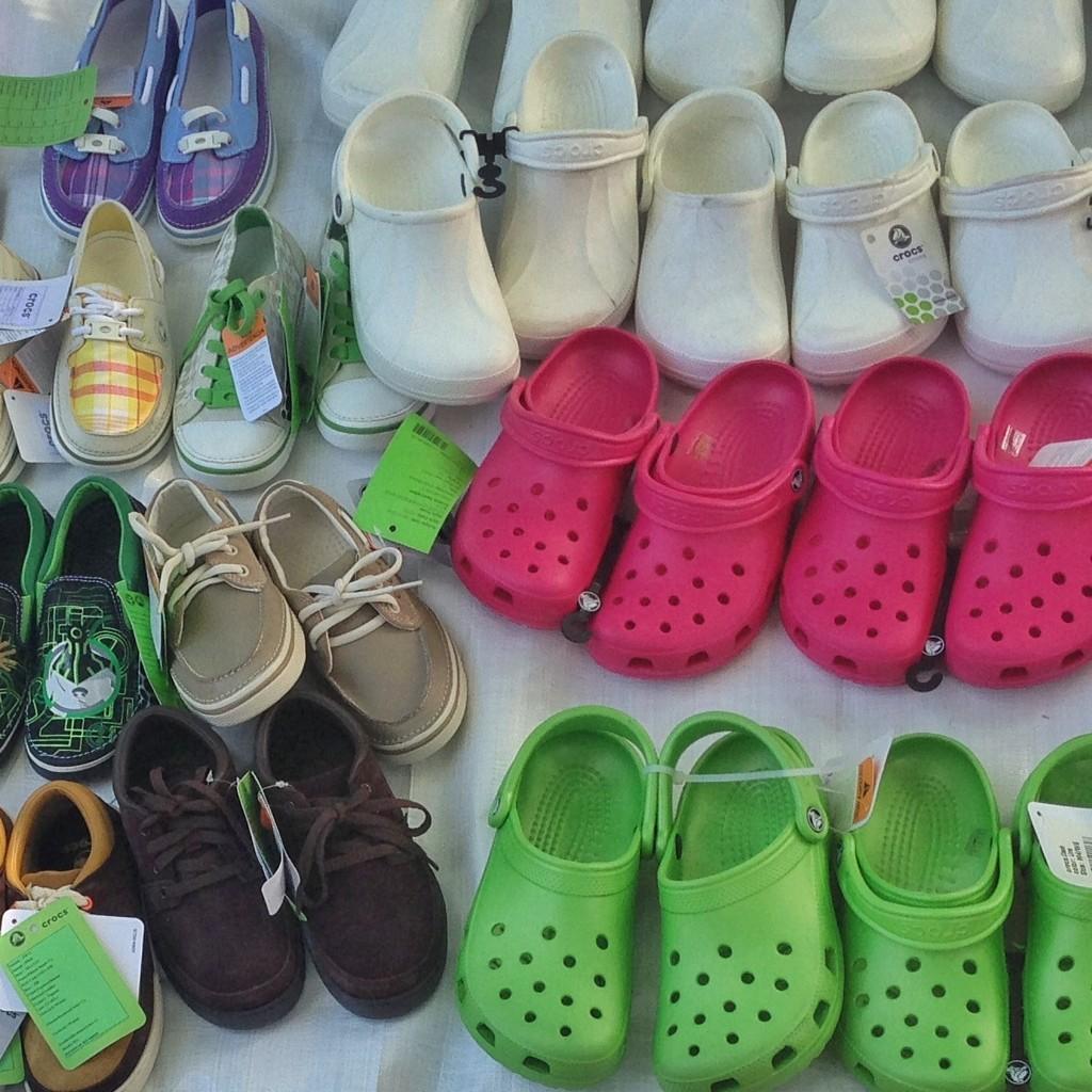 Crocs Haiti